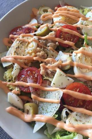 Salade feuille de chène